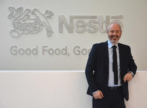 Marco Alghisi nuovo Country Business Manager di Nestlé Health Science
